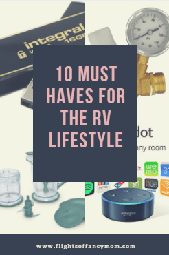 10 Must Haves For Your RV Lifestyle
